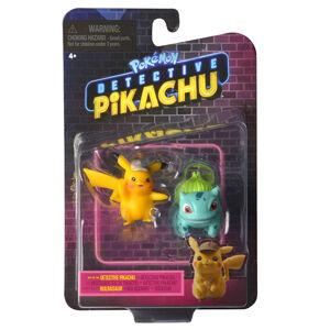 WCT Pokémon figúrky detektív Pikachu