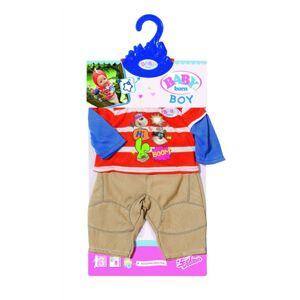 Zapf Creation Bb Oblečenie na chlapčeka, 2 druhy