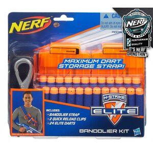 Hasbro NERF ELITE 2 náhradné zásobníky s popruhom a 24 šípkami