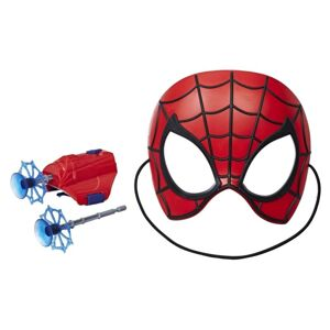 Hasbro Spiderman Maska a výstroj s projektilmi ast