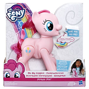 Hasbro My Little Pony chichotajúca sa Pinkie Pie