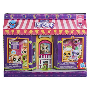 HASBRO LITTLEST PET SHOP  MEGA set