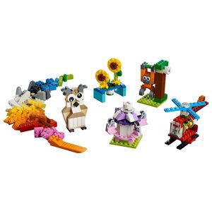 LEGO Classic 10712 Kocky a ozubené kolieska