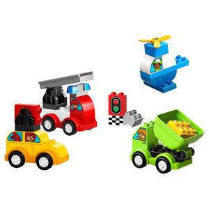 LEGO DUPLO 10886 Moje prvé vozidlá