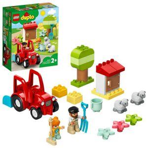 LEGO® DUPLO® 10950 Traktor a zvieratká z farmy