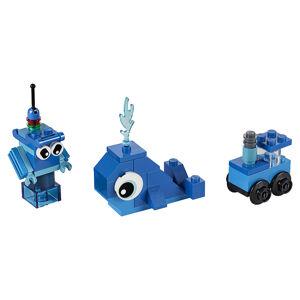 Lego Classic 11006 Modré kreatívne kocky