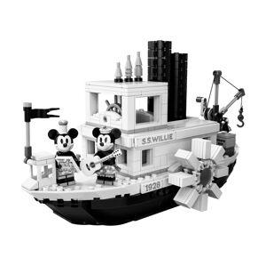 LEGO Ideas 21317 Parník Willie