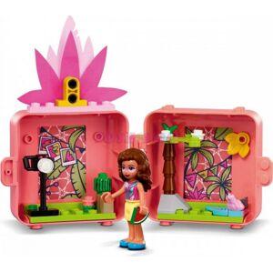 LEGO Friends 41662 Olivia a jej plameniakový box