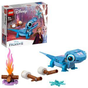 LEGO® Disney™ 43186 Salamander Bruni – zostaviteľná postavička