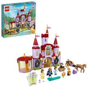 LEGO® I Disney Princess™ 43196 Zámok Belly a zvieraťa