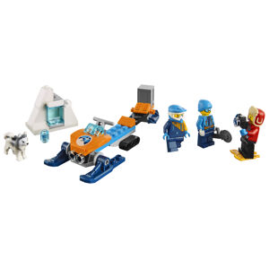 LEGO City Arctic 60191 Polárny prieskumný tím