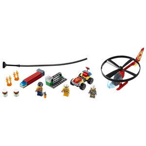 Lego City Fire 60248 Zásah hasičskej helikoptéry