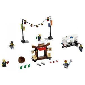 LEGO Ninjago 70607 Naháňačka po City