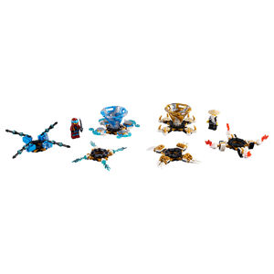 LEGO Ninjago 70663 Spinjitzu Nya aWu