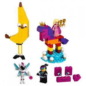 LEGO Movie 70824 Predstavujeme kráľovnu Watevru Wa´nabi