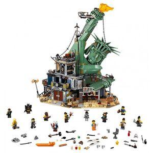 LEGO Movie 70840 Vitajte v Apokalypsburgu!