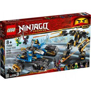 LEGO Búrlivý jazdec