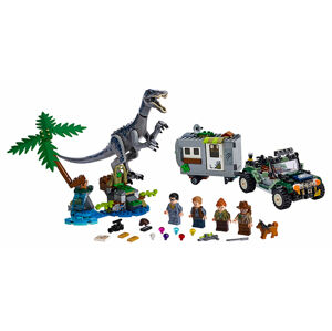 LEGO Jurassic World 75935 Stretnutie s Baryonyxom: Hon za pokladom