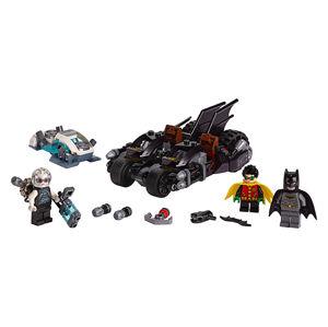 LEGO Super Heroes 76118 Mr. Freeze™ vs. Batman na Batmotorke™