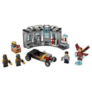 LEGO Super Heroes 76167 Iron Man a jeho obleky