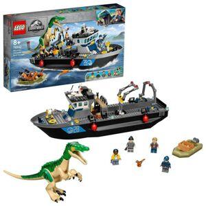 LEGO® Jurassic World™ 76942 Útek baryonyxa z lode