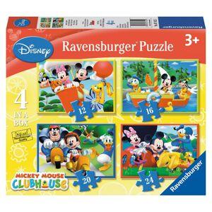 Disney Mickeyho Mouse Klubík 4 v 1 - 12/16/20/24d