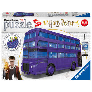 Ravensburger puzzle Harry Potter Rytiersky autobus 216 dielikov