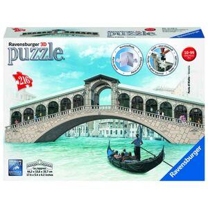 Ravensburger Rialto most, Benátky 216 dielikov
