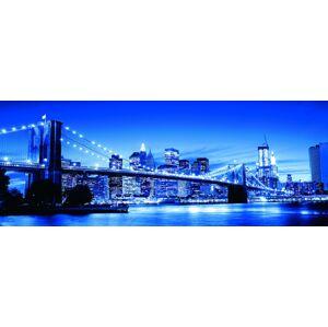 Soumrak v New Yorku 1000 dílků Panorama