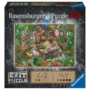 Exit Puzzle: Skleník 368 dílků
