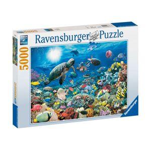Ravensburger puzzle Podmorský svet 5000 dielikov