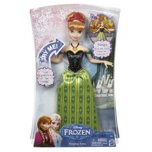Mattel Ľadové kráľovstvo Spievajúce Anna