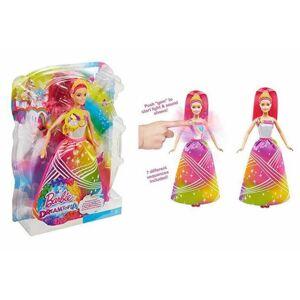 Mattel Barbie Dúhová princezná
