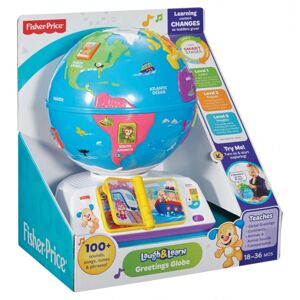Fisher Price Smart Stages Globus SK