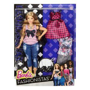 Mattel Barbie Modelka s oblečením a doplnkami, viac druhov