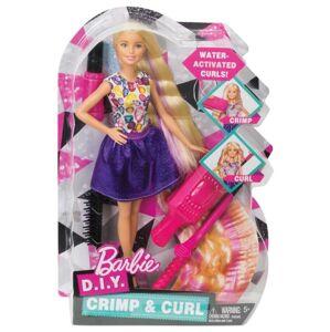 MATTEL Barbie VLNY A KUČERY
