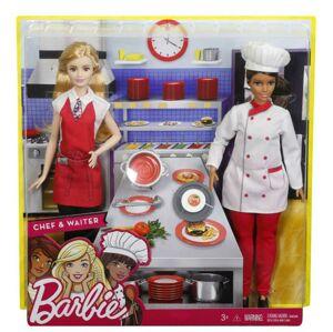 Mattel Barbie s kamarátkou, viac druhov
