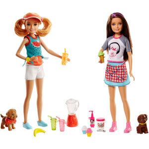 Mattel Barbie Varenie a pečenie sestričky, viac druhov