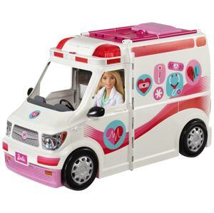 Mattel Barbie KLINIKA NA KOLESÁCH