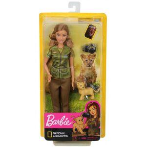 Mattel Barbie Povolání National Geographic panenka asst