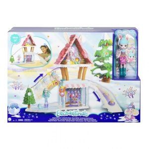 Mattel Enchantimals Horská chatka Herný set