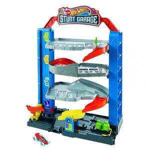 Mattel Hot Wheels City přenosná garáž