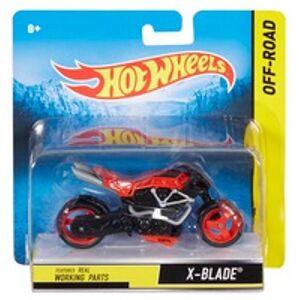 Mattel Hot Wheels MOTORKA, viac druhov