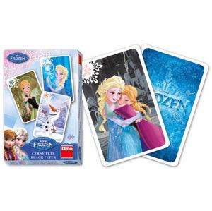 Dino Walt Disney Frozen čierny Peter