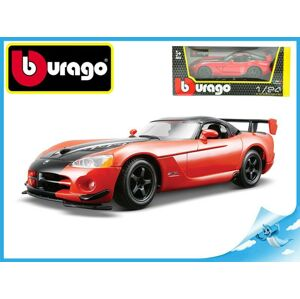 Bburago 1:24 Dodge Viper SRT 10 ACR Red
