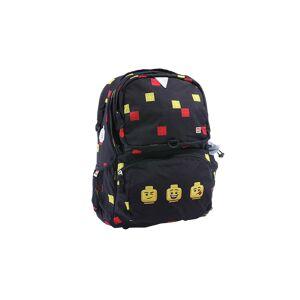 LEGO Faces Black Freshmen - školní batoh