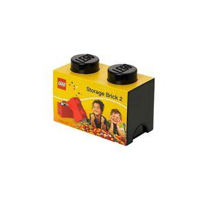 LEGO úložný box 2 - černá
