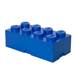 LEGO úložný box 8 - modrá