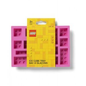 LEGO Iconic silikónová forma na ľad - ružová