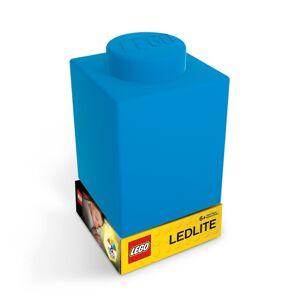 LEGO Classic Silikónová kocka nočné svetlo - modrá